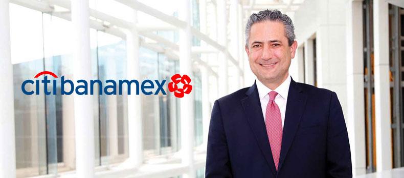 Entrevista con Ernesto Torres Cantú, director general de Citibanamex.