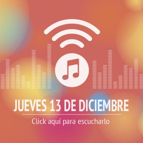 Programa 13 de Diciembre 2018