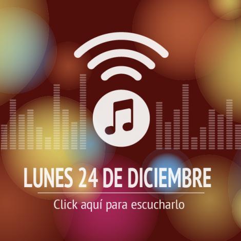 Programa 24 de Diciembre 2018