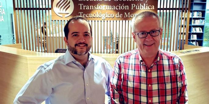 Carlos Urzúa será profesor del Tec de Monterrey