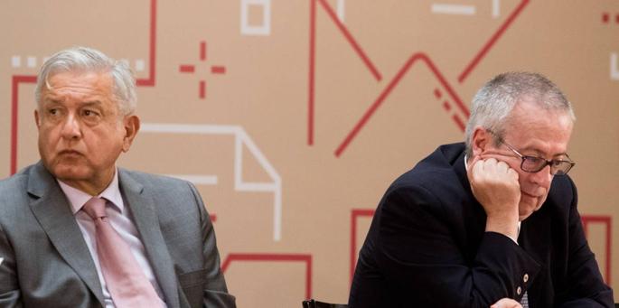 AMLO señaló que punto de fricción con Urzúa fue el Plan Nacional de Desarrollo…