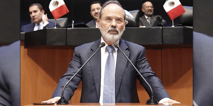 Economía estancada pero 2020 tendrá el mayor presupuesto de la historia: Gustavo Madero