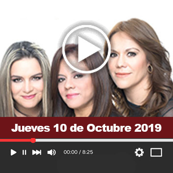 Programa Jueves 10 de Octubre 2019
