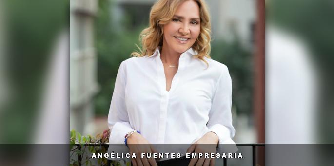A una  mujer no se le perdona ser exitosa: Angélica Fuentes