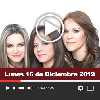 Programa Lunes 16 de Diciembre 2019