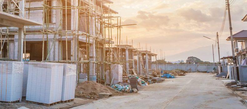 Disminuye 9% producción de empresas constructoras