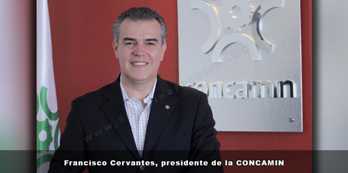 Existe apertura del gobierno para la inversión: Concamin