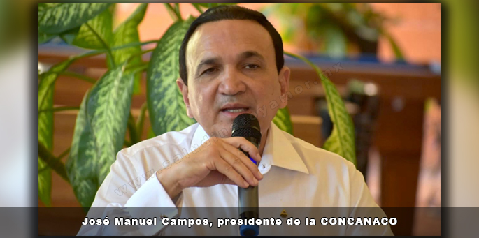 Hay condiciones para crecimiento económico: Concanaco Servytur