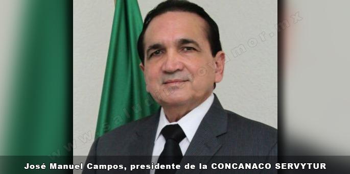 Sector de servicios caería -5% anual por coronavirus: Concanaco