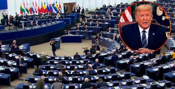 Unión Europea rechaza medida de Trump sobre vuelos a EU por coronavirus
