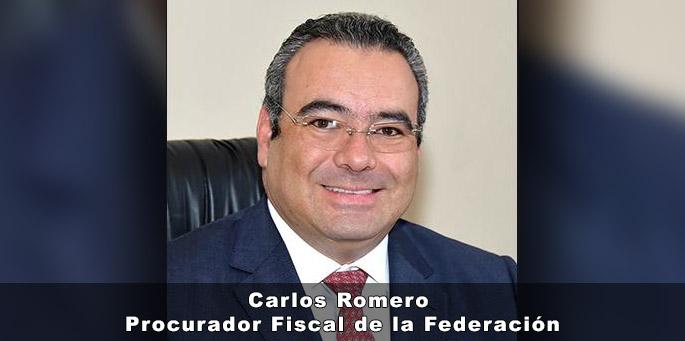 Factureras evaden hasta 500 mil mdp: Procurador Fiscal