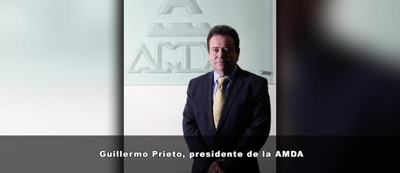 Entrevista con Guillermo Prieto, presidente de la AMDA